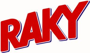 Raky logo